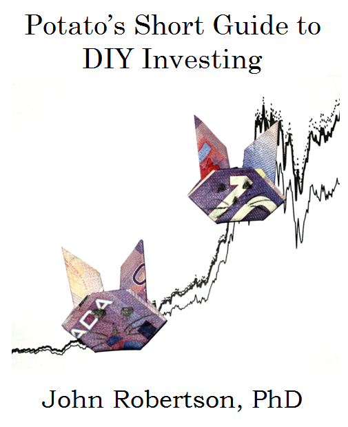 Potato's Short Guide to DIY Investing - A short e-book to get you started with investing in no time, and only $5!